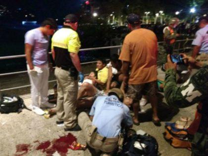 Acapulco cartel attack