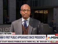 NBC's Allen: Dems 'Somewhat Desperate,' 'Demoralized' – 'See a Hero in Obama'