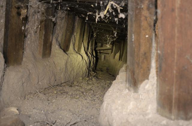 Arizona Tunnel CBP