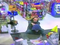 VIDEO: Armed Employee Sneaks up Behind Armed Suspect, Foils Robbery Attempt