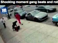VIDEO: Three Suspected Attackers Beat, Rob Man in Broad Daylight in Philadelphia