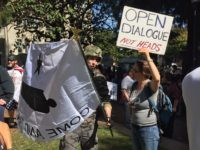 Berkeley Open Dialogue (Joel Pollak / Breitbart News)