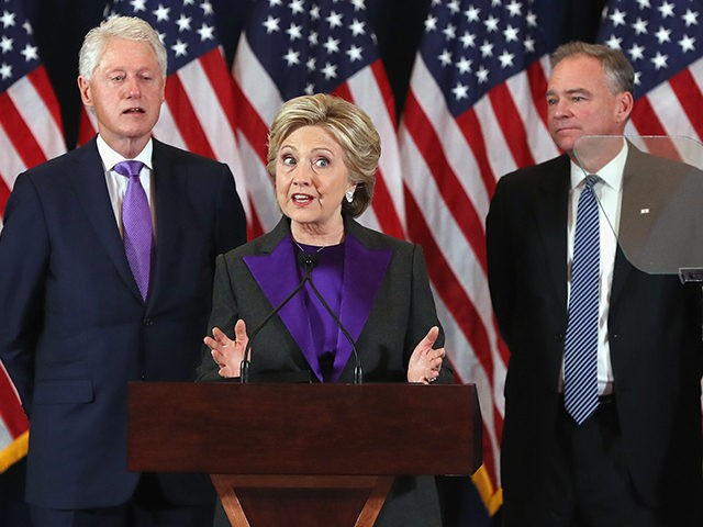 Bill-Clinton-Hillary-Clinton-Tim-Kaine-Nov-9-2017-Getty