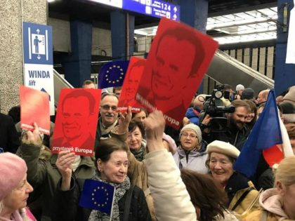 Donald Tusk Protest