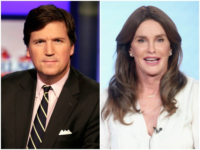 Tucker Carlson Books Caitlyn Jenner for First Post-O'Reilly Show