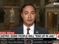 Rep Joaquin Castro: 'For the Sake of the Nation' Trump Should Resign over Sexual Harassment Allegations