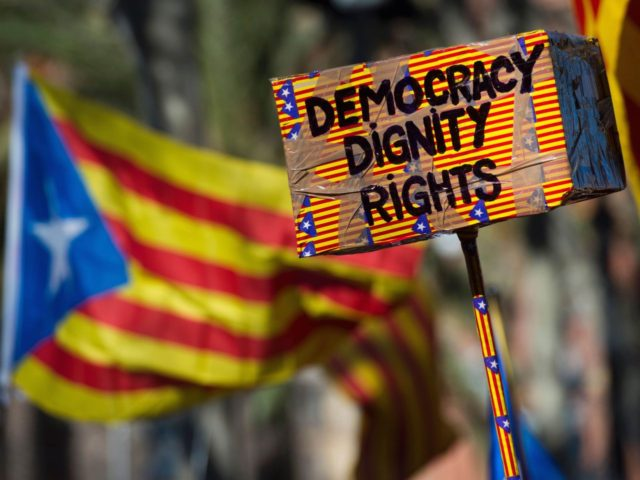 Catalan Independence (Josep Lago / AFP / Getty)