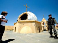 Christian Church Syria OMAR SANADIKIREUTERS