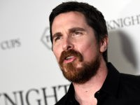 Christian Bale: Trump Picking Up Tips from 'Dictatorship for Dummies'