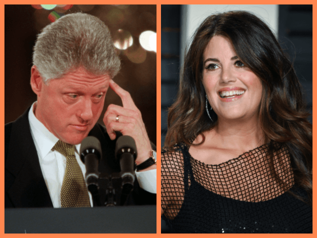 the sex scandal of bill clinton President bill clinton with then intern monica lewinksy at the white house what was the monica lewinsky sex scandal bill clinton, then 49, and 22-year-old white.