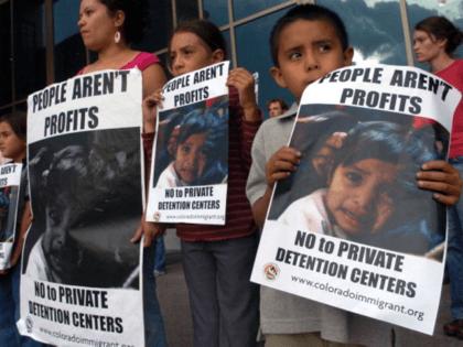 Colorado Detention Facility Protest