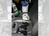 DPD Guns and Mask