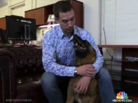 Afghanistan Vet Reunited with Bomb-Sniffing Dog Pays It Forward