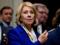 Education Secretary Betsy DeVos Ends Obama Campus Sex Misconduct Policies