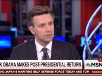 Earnest: 'If Democrats Are Hoping for Success in 2018 and 2020, the Leader of Our Party Can't be a Former President'