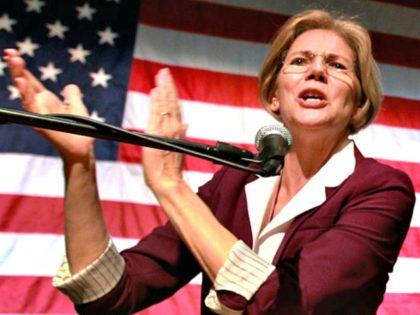 Elizabeth Warren Steven SenneAP