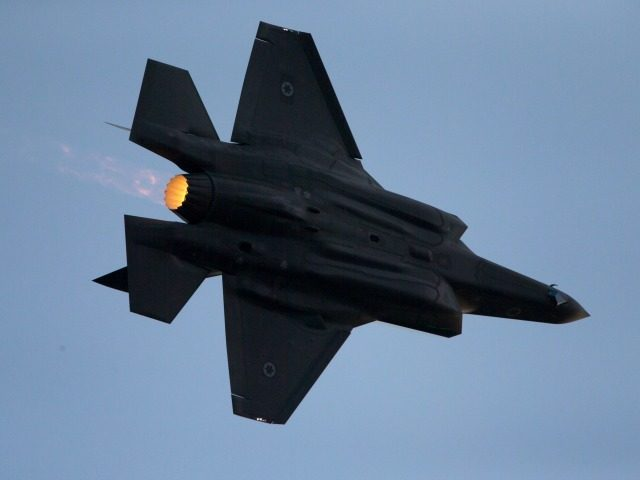 F-35 independence day drill
