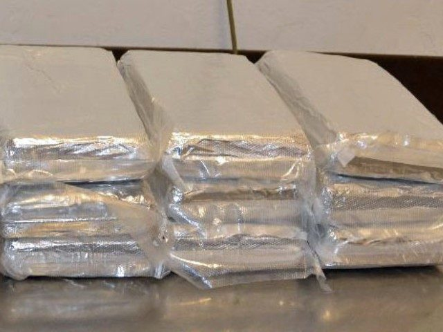 Fentanyl seized at border