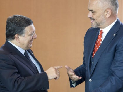 Government Holds Balkan Conference