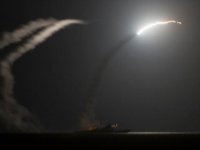 Trump Orders Strikes Against Syrian Regime Airbase In