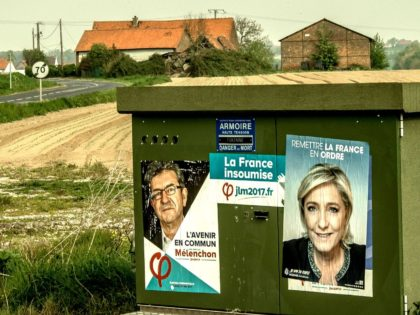 Melenchon / Le Pen