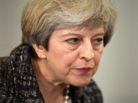 British PM May: Another Attack 'May Be Imminent'
