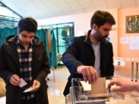 Voter Turnout High in French Presidential Elections
