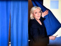 In Pics: French Presidential Candidates Cast Their Votes