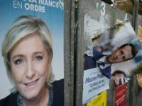 French Presidential Candidate Macron Says Le Pen's Platform Based on 'Hatred'