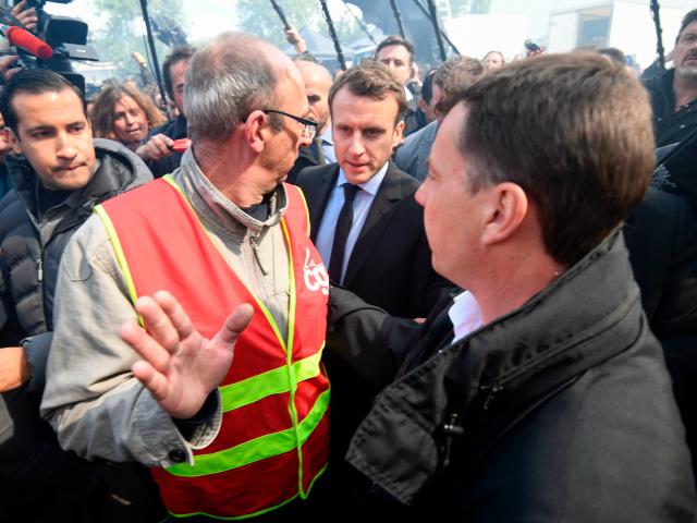 Incidente em fábrica em Whirlpool, Amiens