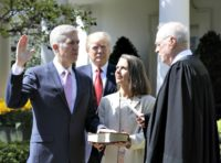 Gorsuch Swearing In