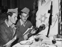 Haganah Passover (AFP / Getty)