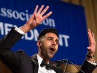 WHCD Host Hasan Minhaj Blasts 'Liar-in-Chief' Trump: 'The Orange Man Behind the Muslim Ban'