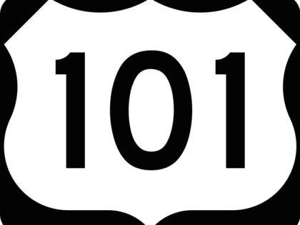 Highway 101 (Wikimedia Commons)