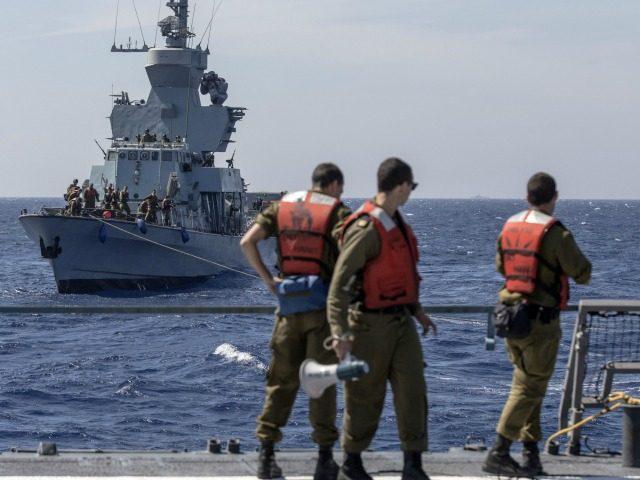 IDF israeli navy
