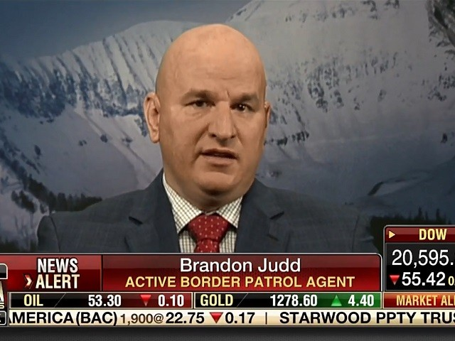 U.S. Border Patrol Agent Brandon Judd said the morale of the agents he represents through the NBPC is at its highest level in 20 years.