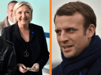 LIVE WIRE: Le Pen, Macron Through to Second Round of Voting in French Presidentials