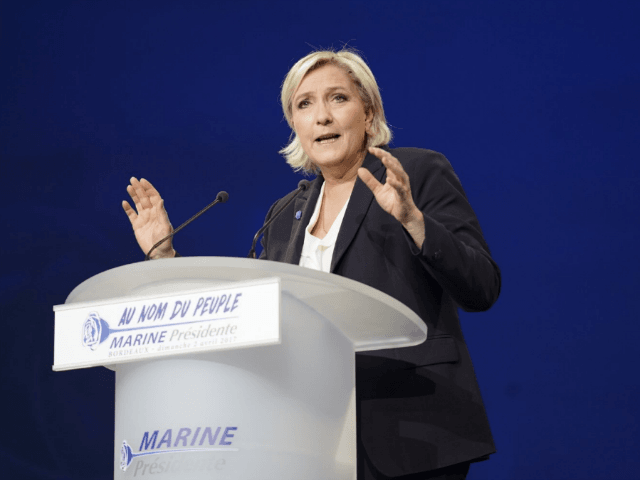 Marine Le Pen/Twitter