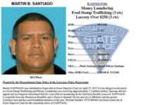 Illegal Alien Flees to Avoid Trial on Food Stamp Scam
