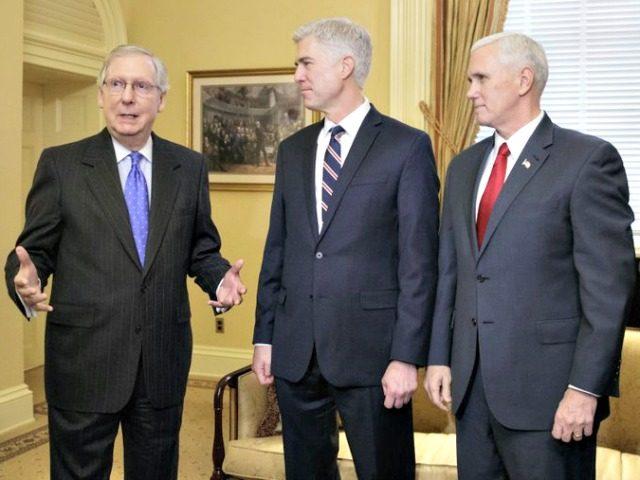 US Senate clashes over Trump Supreme Court pick