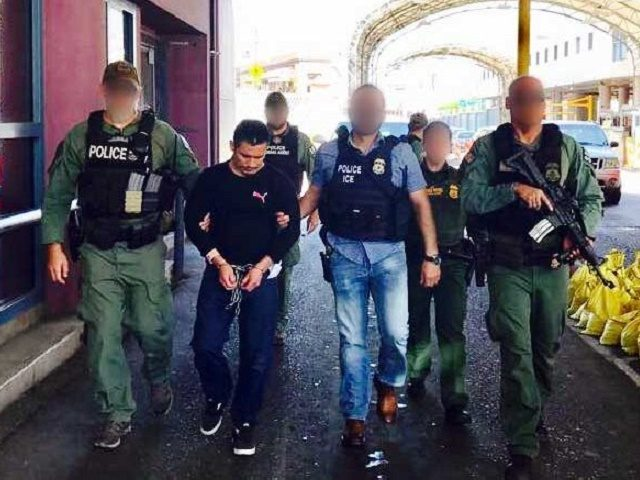 Arrests of Undocumented Immigrants with No Criminal Records Double