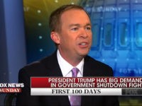 Mulvaney: Democrats Obstructionism on Border Wall 'Stunning'