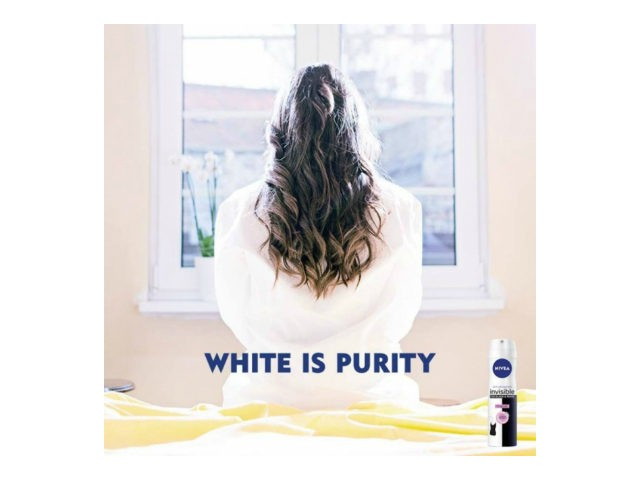 Nivea Pulls White Purity Following Accusations
