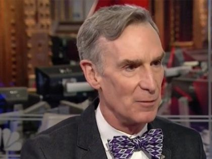 Bill Nye: 'Science Is Political'
