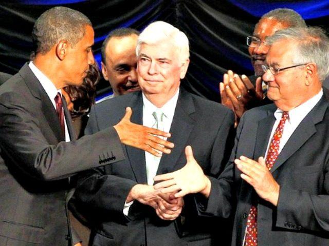 Obama, Dodd, Frank AP
