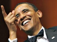 Obama Laugh, Point APHaraz N. Ghanbari
