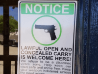 Open Carry Welcome