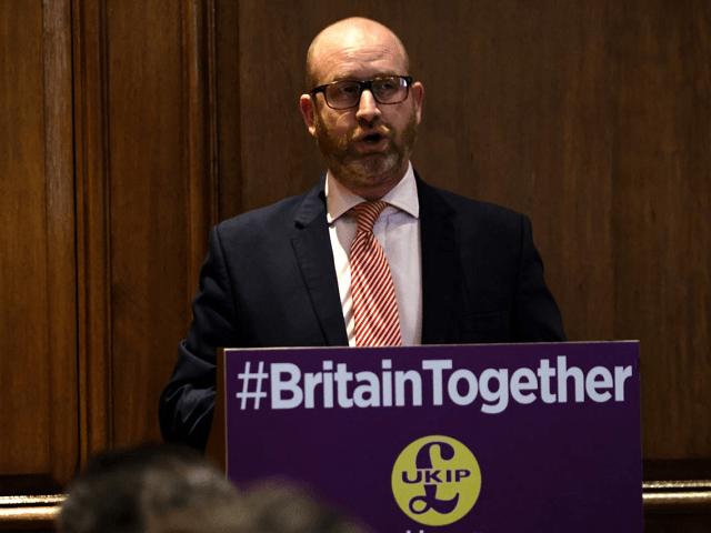 WATCH: UKIP Takes Aim at Islamism: Calls for Burka Ban, Closure of 'Trojan Horse' Schools