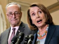 Nancy Pelosi and Chuck Schumer: Trump 'Cowardly, Weak and Dangerous'