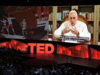 Pope Francis Gives TED Talk: 'Power Is Like Drinking Gin on an Empty Stomach'